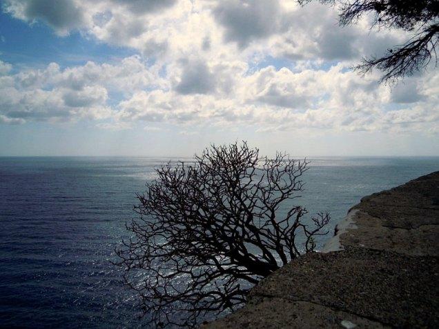 A picco sul mare