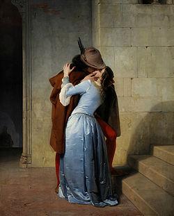 Hayez - Il bacio